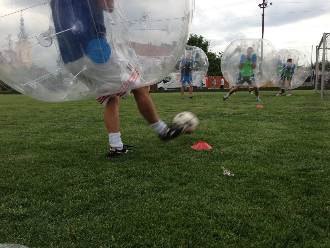 Bubble Fotbal